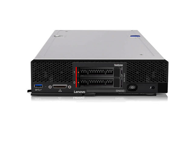 Блейд-серверы Lenovo ThinkSystem SN550