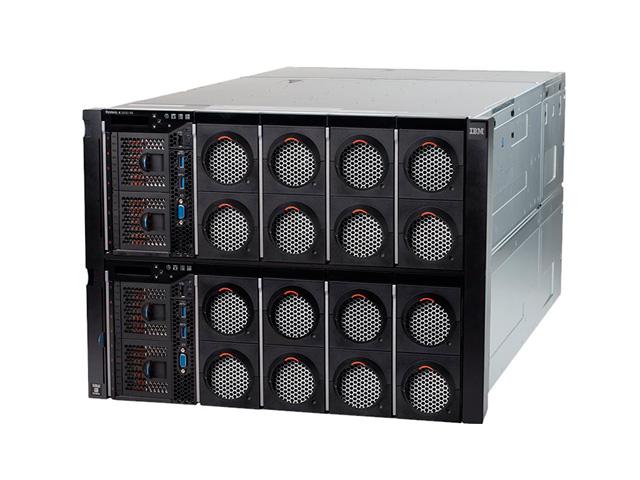Сервер Lenovo System x3950 X6 3837CCG