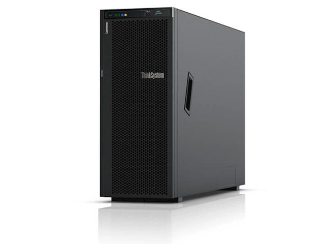 Серверы Lenovo ThinkSystem в корпусе Tower